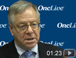 Dr. Siegel Discusses RT-Related AEs for Patients With Oropharyngeal Squamous Cell Carcinomas