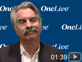 Dr. Radich on the Utility of MRD in Hematologic Malignancies