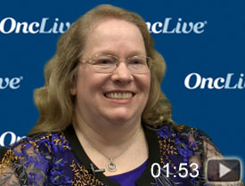 Dr. Siefker-Radtke on the Phase II Study of Erdafitinib in Patients With Urothelial Carcinoma