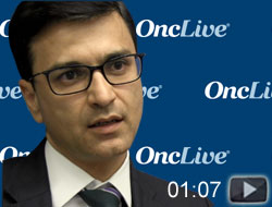 Dr. Rafii on Durvalumab in Patients With Urothelial Bladder Cancer