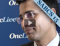 Dr. Saeed Rafii on Atezolizumab/ Nab-paclitaxel in TNBC