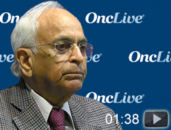 Dr. Rai on Handicaps of Chemotherapy in CLL
