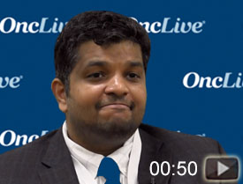 Dr. Ramakrishnan on Use of CAR T-Cell Therapy in MCL