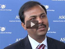 Dr. Ramalingam on Hsp90 Inhibition With Ganetespib