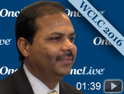 Dr. Ramalingam on the Role of Osimertinib in EGFR T790M-Positive Advanced NSCLC