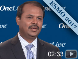 Dr. Ramalingam on FLAURA Findings in EGFR-Mutant NSCLC