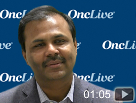 Dr. Ramalingam on the Activity of Osimertinib Combinations in NSCLC