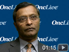 Dr. Ramanathan on Emerging Therapeutic Targets in Patients With Pancreatic Cancer