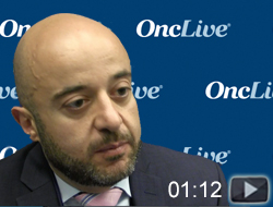 Dr. Komrokji Discusses Molecular Testing for MDS