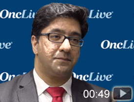 Dr. Rampal on Unmet Needs in Myelofibrosis and Polycythemia Vera