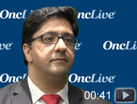 Dr. Rampal on Ongoing Research With Pacritinib in Myelofibrosis