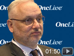 Dr. Bueno on Gene Expression Signatures for Squamous Cell Lung Carcinoma