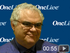 Dr. Raptis on DRd in Newly Diagnosed Multiple Myeloma