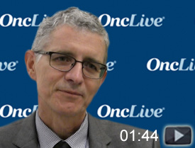 Dr. Ribeiro on Criteria for Determining Borderline Resectability in Pancreatic Cancer