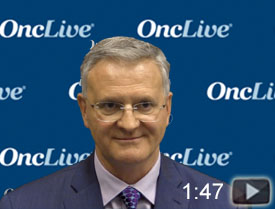 Dr. Penson on Olaparib Monotherapy Vs Chemo in Ovarian Cancer
