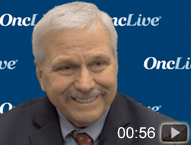 Dr. Richards on Using PARP Inhibitors in Metastatic Pancreatic Cancer