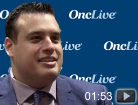 Dr. Richter on Findings of a Study on Symptom Management in Multiple Myeloma
