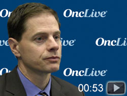 Dr. Rini on Sequencing of Immunotherapy Combinations in RCC