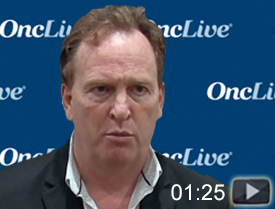 Dr. Ritchie on Immunological Response to Venetoclax/Ibrutinib in R/R MCL