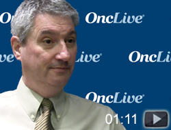 Dr. Dreicer on the Current Role of Abiraterone and Enzalutamide in Prostate Cancer