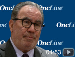 Dr. Figlin on TKI Therapy Options in Renal Cell Carcinoma