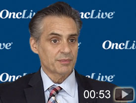 Dr. Coleman on the Safety Profile of Veliparib in Ovarian Cancer