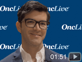Dr. Rodriguez on Evolving Role of Small Molecules in Multiple Myeloma