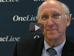 Dr. Rosenberg Discusses the Curative Potential of Cancer Immunotherapy