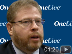 Dr. Rosenberg on Immunotherapeutic Advances in Bladder Cancer
