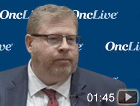 Dr. Rosenberg on the KEYNOTE-045 Trial in Advanced Urothelial Cancer