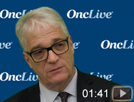 Dr. Rosenblatt on the DUO Trial in Relapsed/Refractory CLL