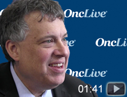 Dr. Herbst on a Smoking Cessation Trial for Lung Cancer