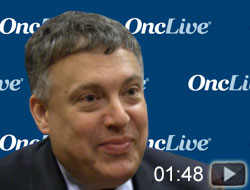 Dr. Herbst on the Impact of Frontline Immunotherapy in Lung Cancer
