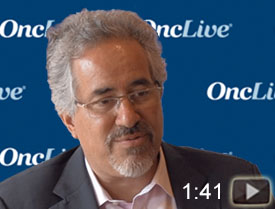 Dr. Mesa on Ruxolitinib Vs Fedratinib in Myelofibrosis Treatment