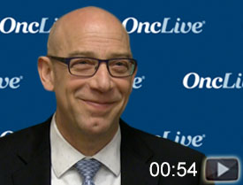 Dr. Rudin on Significance of the KEYNOTE-021 in Patients With NSCLC