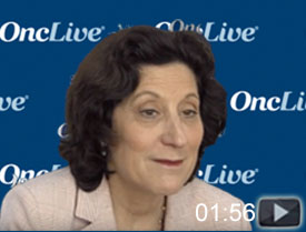 Dr. Rugo on Findings of Oral Paclitaxel With Encequidar in Metastatic Breast Cancer