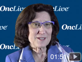 Dr. Rugo on Recent Updates With Immunotherapy in TNBC