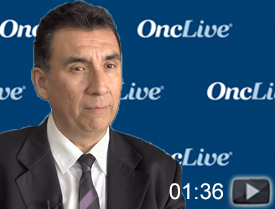 Dr. Ruiz on the HIV-Oncology Clinic Program