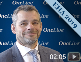 Dr. Rule on the MabCute Study in Indolent Non-Hodgkin Lymphoma