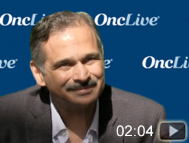 Dr. Gadgeel on the Results of the BFAST Trial in <em>ALK</em>+ Lung Cancer