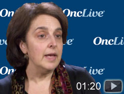 Dr. George on Efficacy With PD-1 Inhibitor in Uterine Leiomyosarcoma