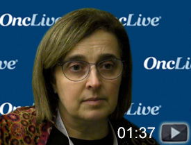 Dr. George Discusses Ongoing Trials in Soft Tissue Sarcoma