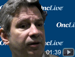 Dr. Giralt on Future of Transplant in Multiple Myeloma