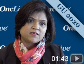 Dr. Gupta on BLASST-1 Results in Muscle-Invasive Bladder Cancer