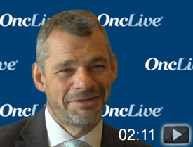 Dr. Rule on the Future Therapeutic Landscape of MCL