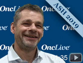 Dr. Rule on Long-Term Follow-Up of Ibrutinib Monotherapy in Relapsed/Refractory MCL