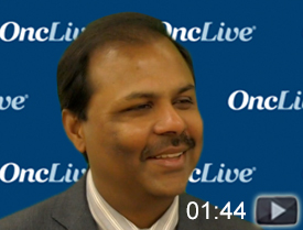 Dr. Ramalingam on the Use of Osimertinib in Clinical Trial and Real-World Settings
