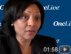 Dr. Spencer on Radiation Therapy for Patients With Head and Neck Cancer