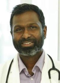 Sharmilan Thanendrarajan, MD