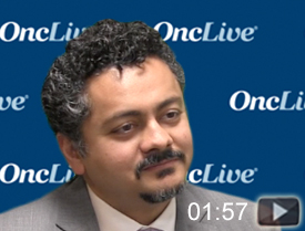 Dr. Usmani on Management of Early Relapse in Multiple Myeloma